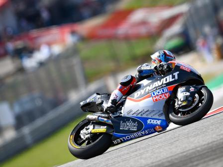 Moto2, Free Practice, Red Bull Grand Prix of The Americas