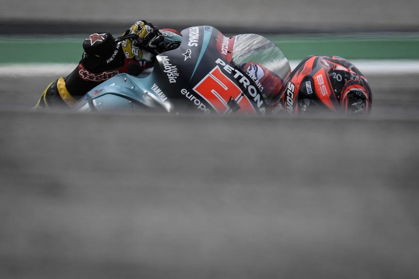 Fabio Quartararo, Petronas Yamaha SRT, Red Bull Grand Prix of The Americas