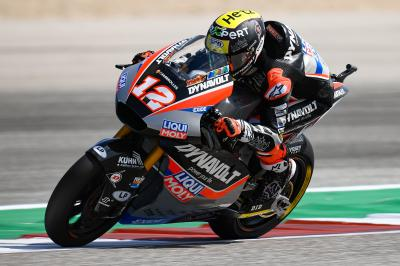 Lüthi claims Moto2™ Lone Star State success