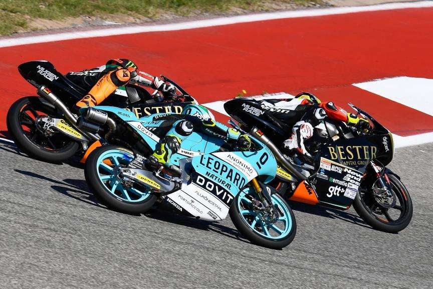 Andrea Migno, Lorenzo Dalla Porta, Red Bull Grand Prix of The Americas
