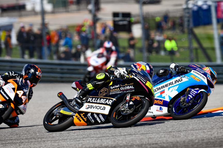 Gabriel Rodrigo, Raul Fernandez, Red Bull Grand Prix of The Americas
