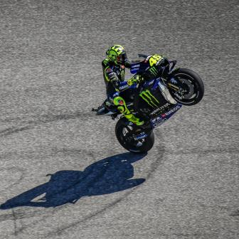 """Rossi: """"Wir sind gut dieses Jahr, wir sind stark"""""""