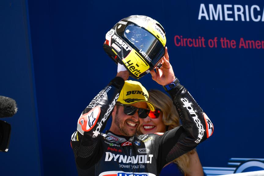 Tom Luthi, Dynavolt Intact GP, Red Bull Grand Prix of The Americas