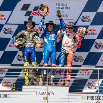 3 Rennen, 3 verschiedene Gewinner, 1 kolossale Weltmeistersc