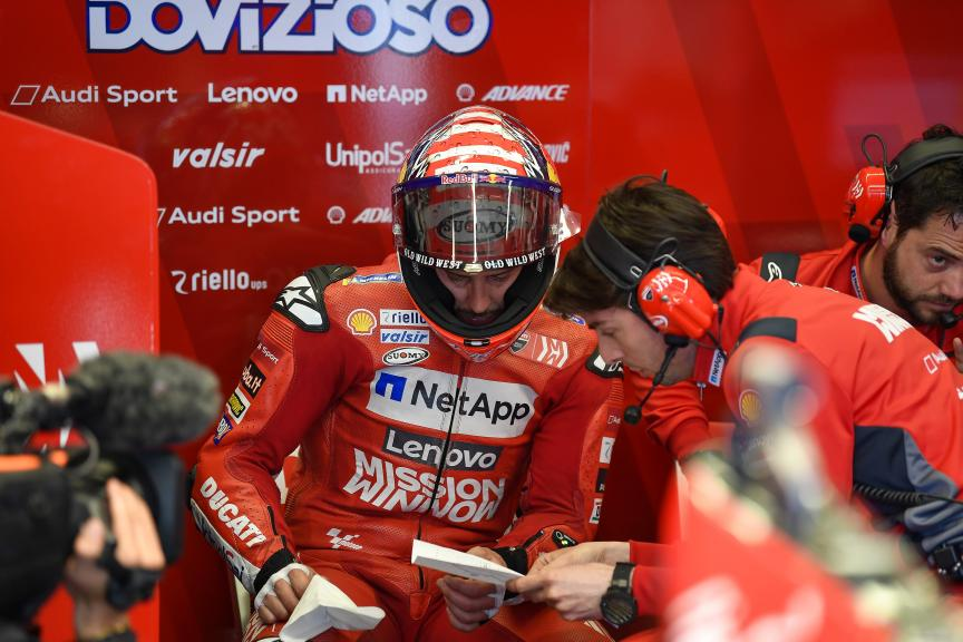 Andrea Dovizioso, Mission Winnow Ducati, Red Bull Grand Prix of The Americas