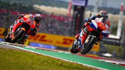 Le Grand Prix Red Bull des Amériques en slowmotion !