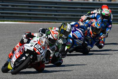 FREE: the last lap of Moto3™ at COTA