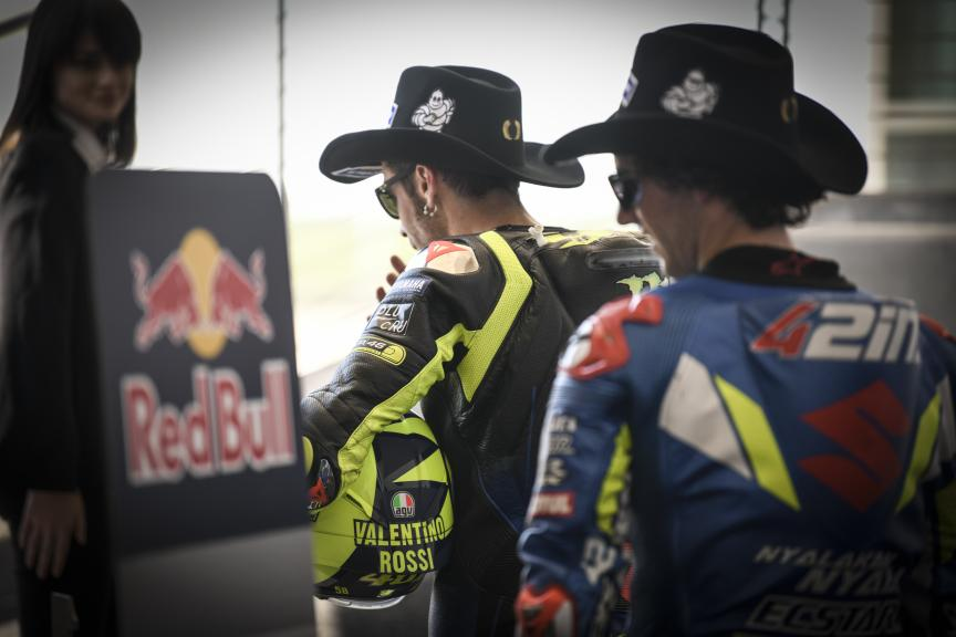 Alex Rins, Valentino Rossi, Red Bull Grand Prix of The Americas