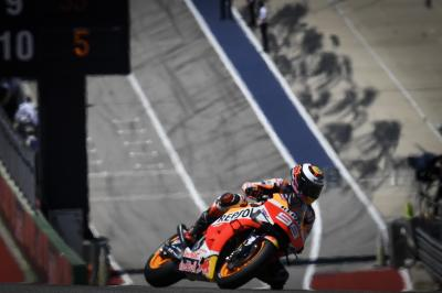 Technical problems ended Lorenzo's COTA campaign early