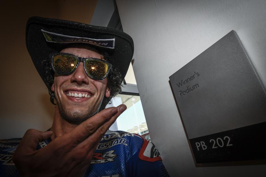 Alex Rins, Team Suzuki Ecstar, Red Bull Grand Prix of The Americas