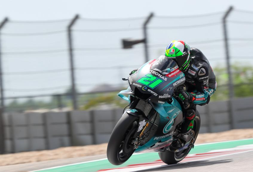 Franco Morbidelli, Petronas Yamaha SRT, Red Bull Grand Prix of The Americas