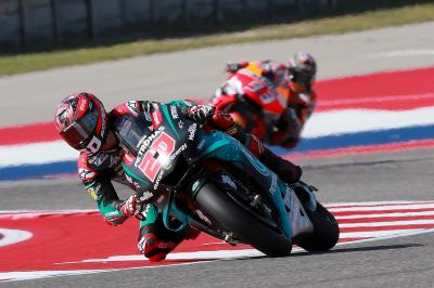 Quartararo: The not-so-rookie, rookie
