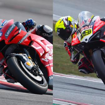 Ducati's doppelte Titelmission