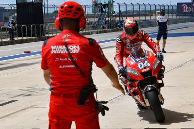 Dovi: from 13th on the grid to leading the Championship