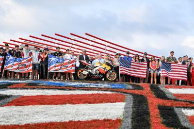 Grand Prix of the Americas 2019: a tribute to Nicky Hayden