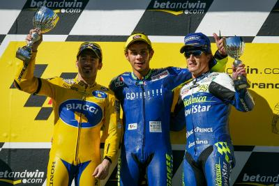 On this day: Rossi's maiden Yamaha win