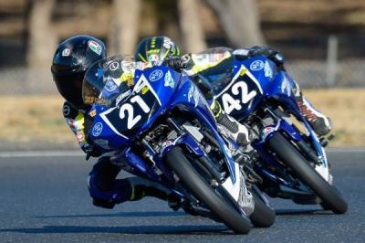Thompson doubles up in Race 2 & 3 in Broadford