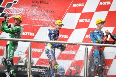 Rossi apuesta por Triumph como prueba de fuego para MotoGP™