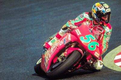 The mark 'Norick' Abe left on MotoGP™