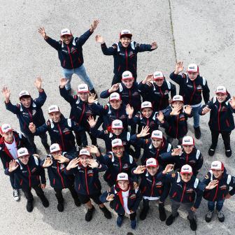 Wen sollte man beim Red Bull MotoGP™ Rookies Cup 2019 im Aug