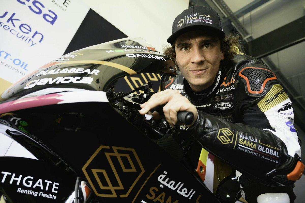 Arenas still with his eye on the Moto3™ Championship fight