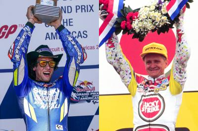 "Guintoli: ""Alex reminds me a little of Kevin Schwantz!"""