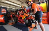 Mechanics, Red Bull KTM Factory Racing
