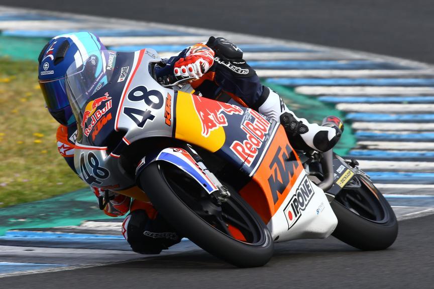 Gabin Plaques, Red Bull MotoGP Rookies Cup