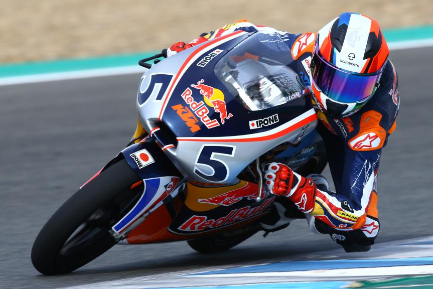 Lorenzo Fellon, Red Bull MotoGP Rookies Cup