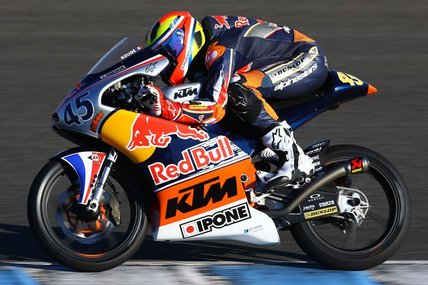 Clement Rouge, Red Bull MotoGP Rookies Cup