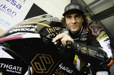 "Arenas: ""Fantastico tornare a Jerez"""