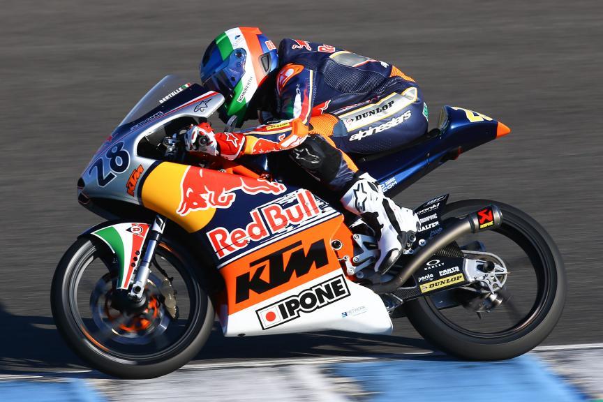 Matteo Bertelle, Red Bull rookies