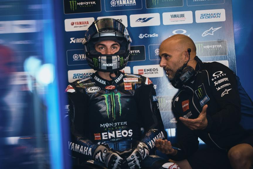 Maverick Vinales, Monster Energy Yamaha MotoGP