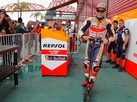 MotoGP, Free Practice, Gran Premio Motul de la República Arg
