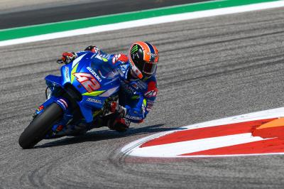 Rins offers insight into his riding style