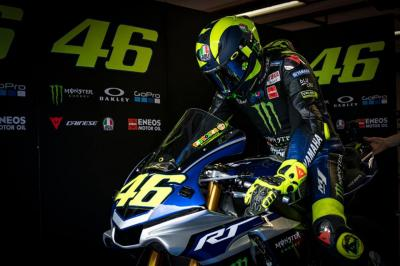 Training at Mugello circuit with the @vr46ridersacademyofficial