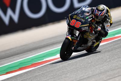 Moto2™ : Pasini remplacera Dixon à Jerez