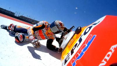 Has Marc Marquez found out what went down in Austin?