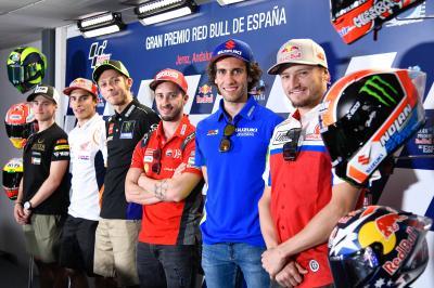 MotoGP™, al rojo vivo con el inicio de la gira por Europa