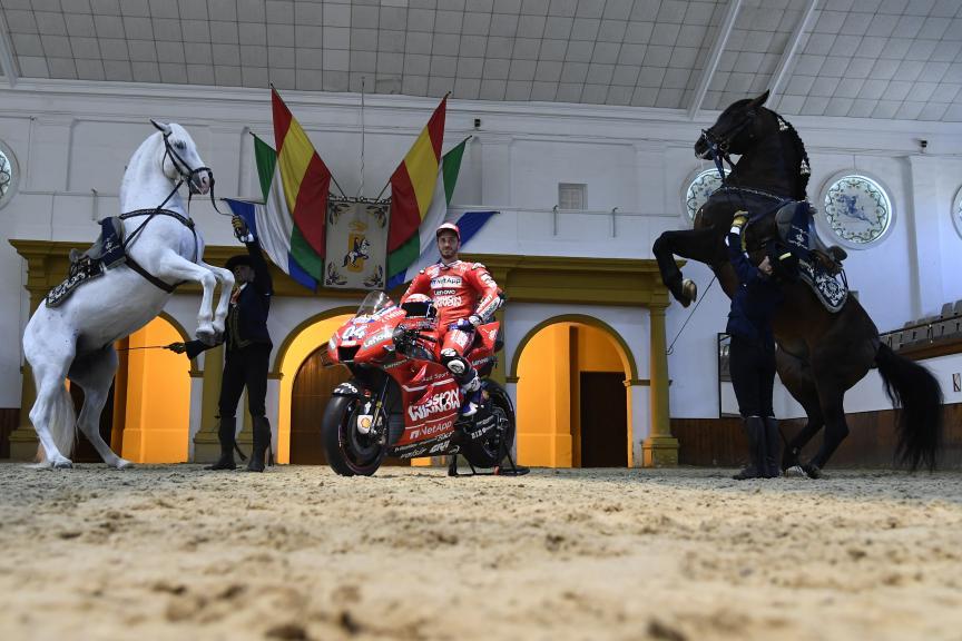 Pre-Event, Gran Premio Red Bull de España