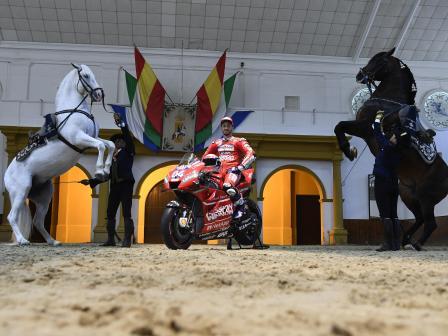 Off-Track, Gran Premio Red Bull de Espa?a