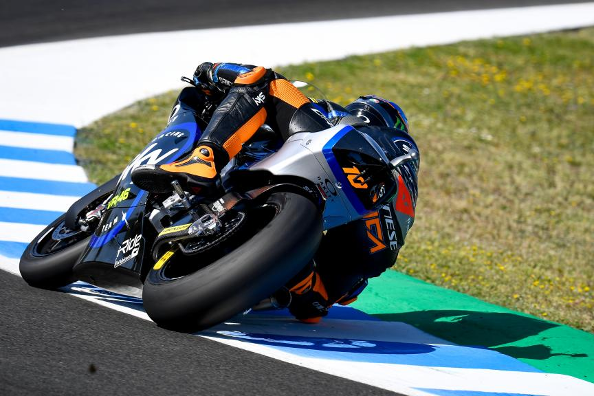 Luca Marini, Sky Racing Team VR46, Gran Premio Red Bull de España