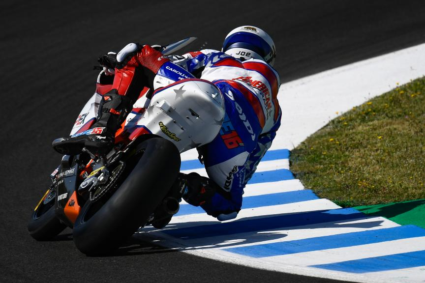 Joe Roberts, American Racing KTM, Gran Premio Red Bull de España