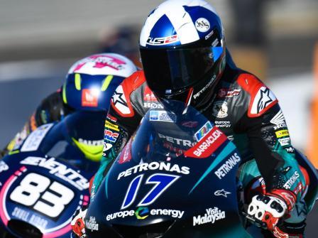 Moto3, Free Practice, Gran Premio Red Bull de España