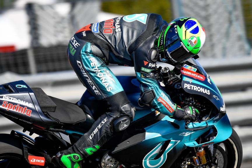 Franco Morbidelli, Petronas Yamaha SRT, Gran Premio Red Bull de España