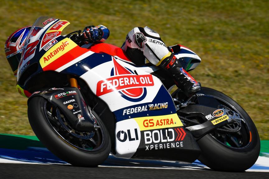 Sam Lowes, Federal Oil Gresini Moto2, Gran Premio Red Bull de España
