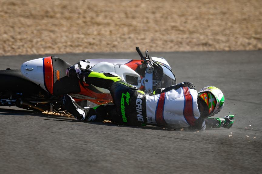 Iker Lecuona, American Racing KTM, Gran Premio Red Bull de España