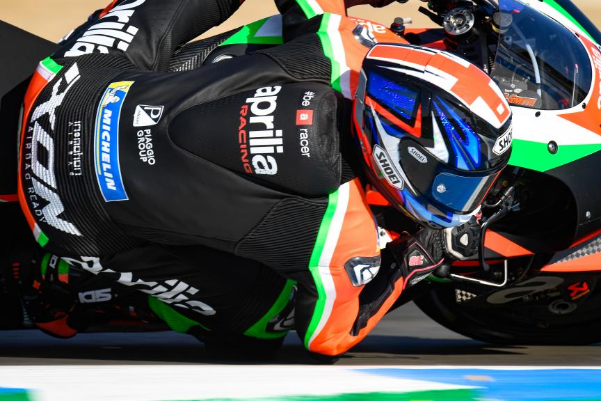 Bradley Smith, Aprilia Racing Team, Gran Premio Red Bull de España