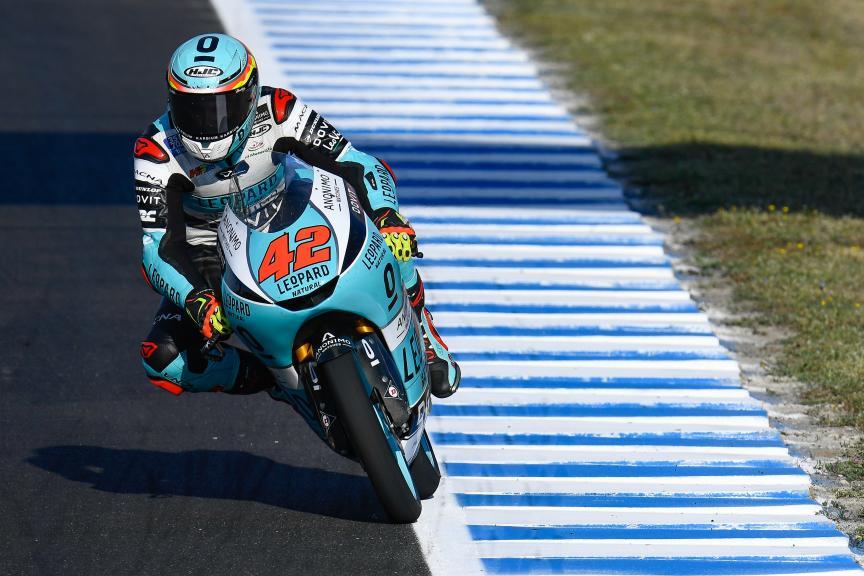 Marcos Ramirez, Leopard Racing, Gran Premio Red Bull de España