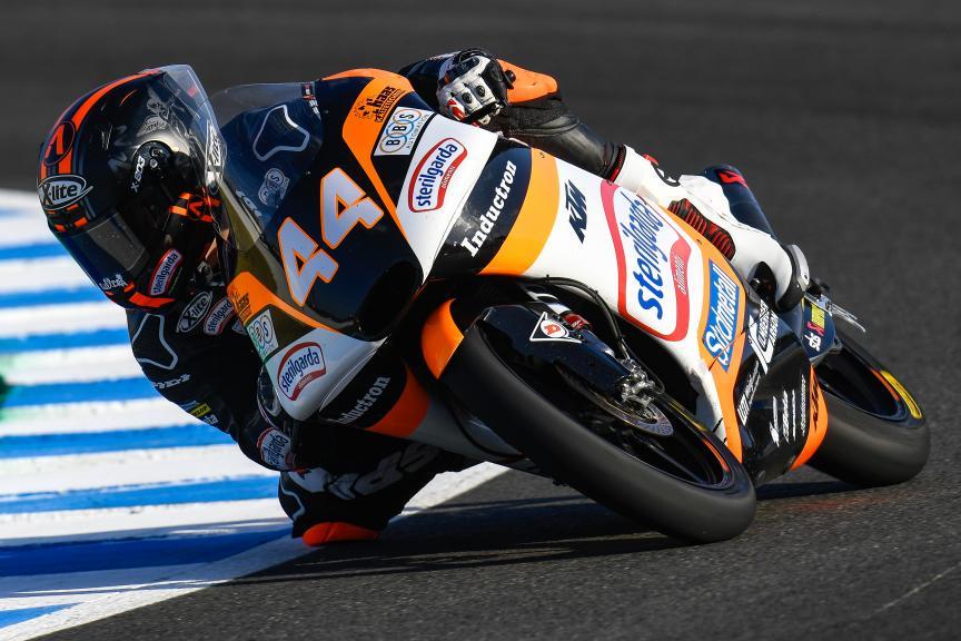 Aron Canet, Sterilgarda Max Racing Team, Gran Premio Red Bull de España